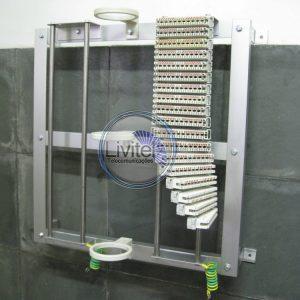 Mini distribuidor geral sistema perfil